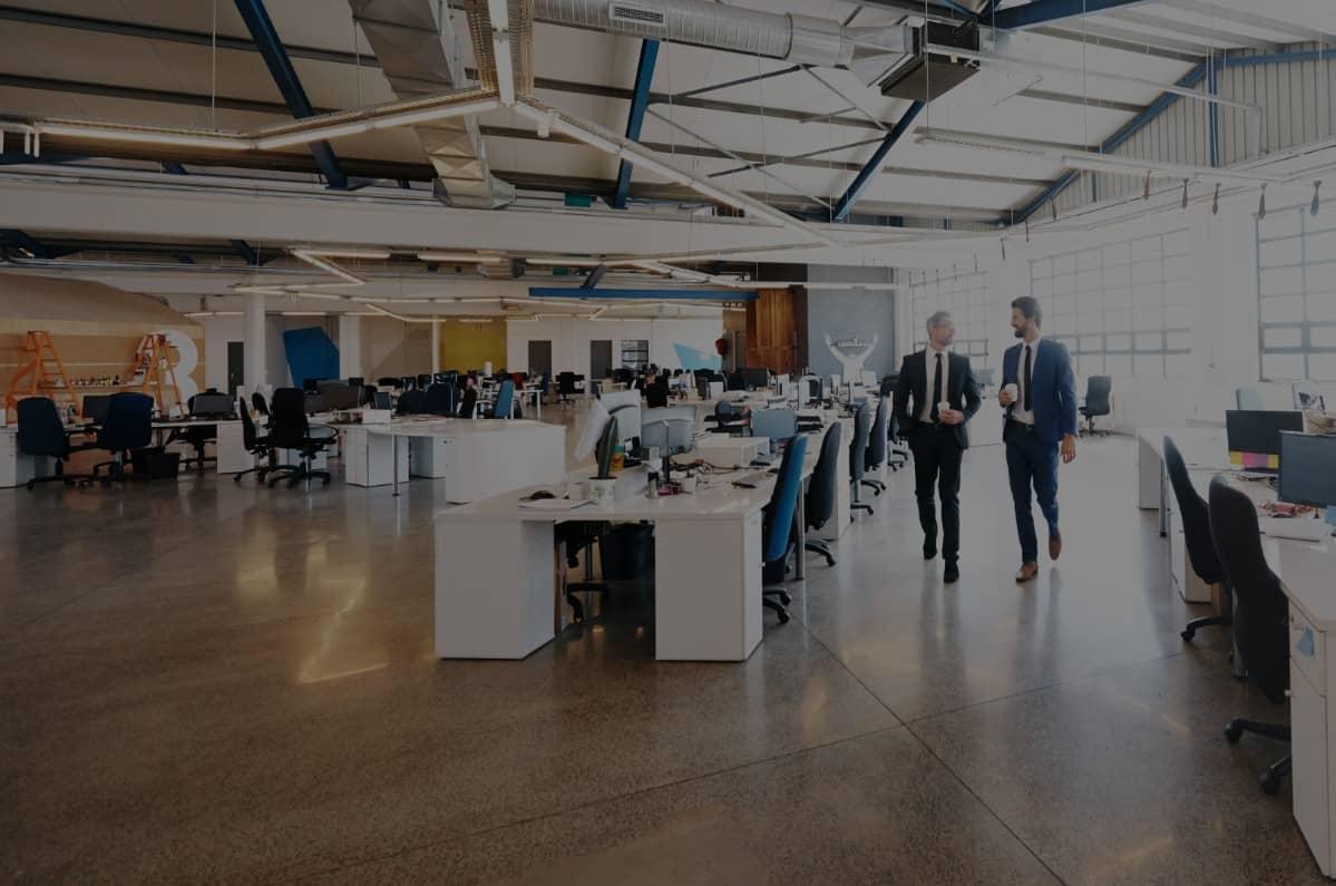 enterprise level company network